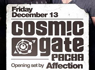 Cosmic Gate ft. Affection
